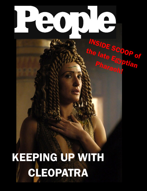 Cleopatra: People