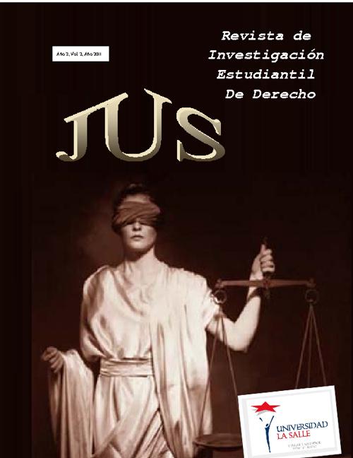 Revista de invetigación de Derecho