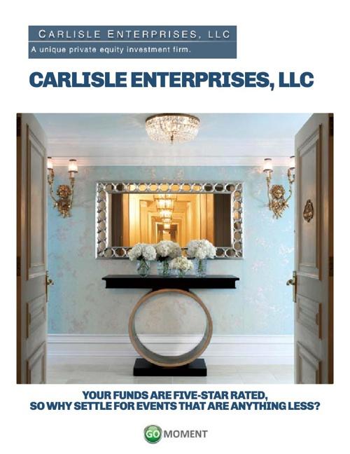 Carlisle Enterprises, LLC