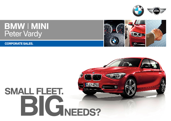 BMW Corporate Brochure East
