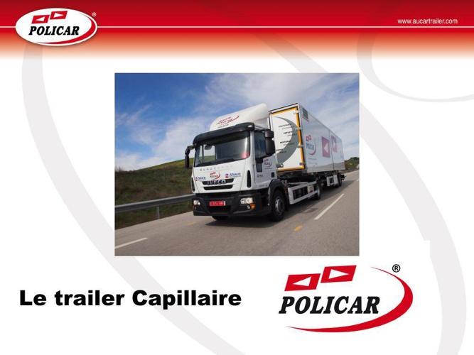 Le camion Policar de Aucar Trailer