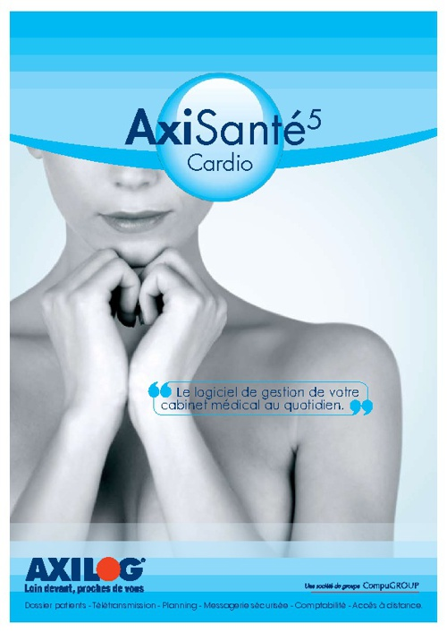 Catalogue Axisanté 5