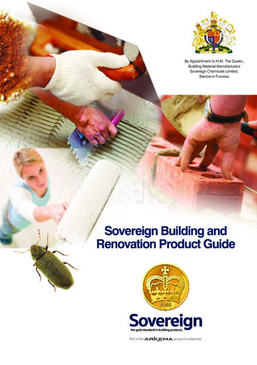Building and Renovation Product Guide