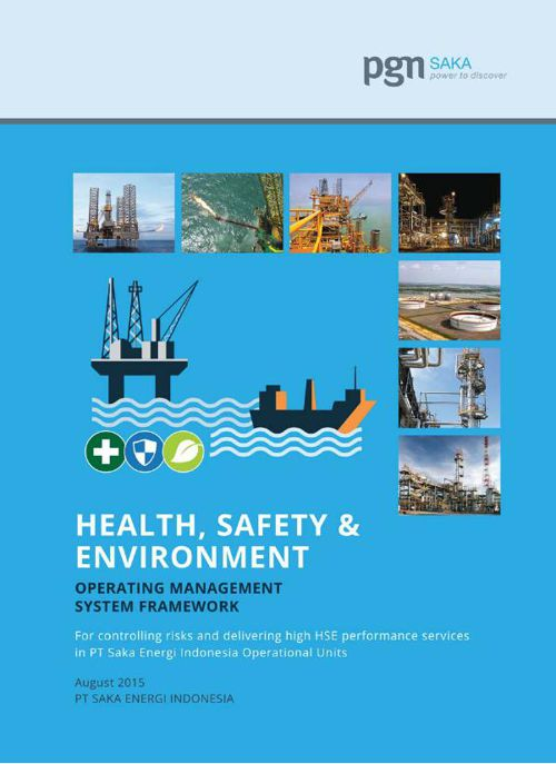 HSE Operating Mgt System Framework -printed