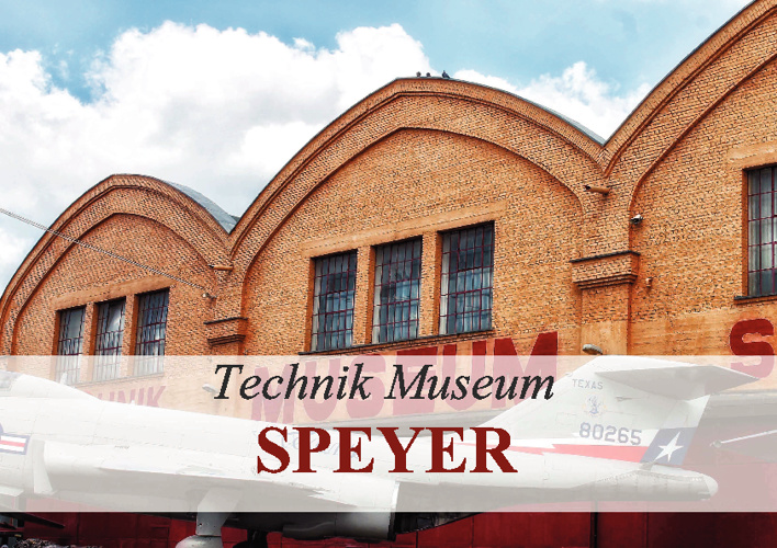 Technik Museum Speyer - Fotobuch
