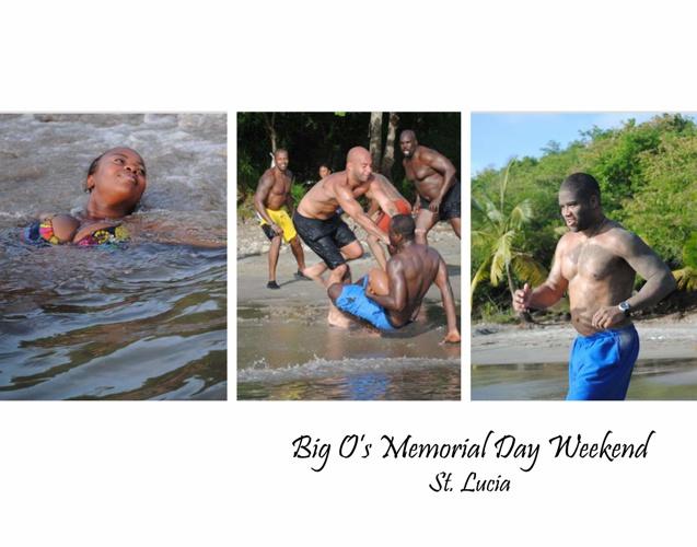 Big O's - St. Lucia