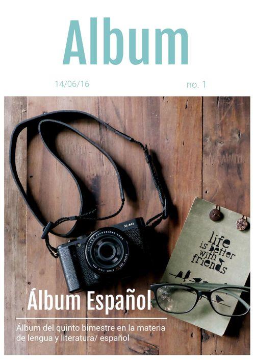 Album Español