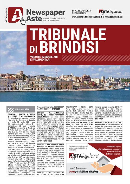 Brindisi novembre 2016