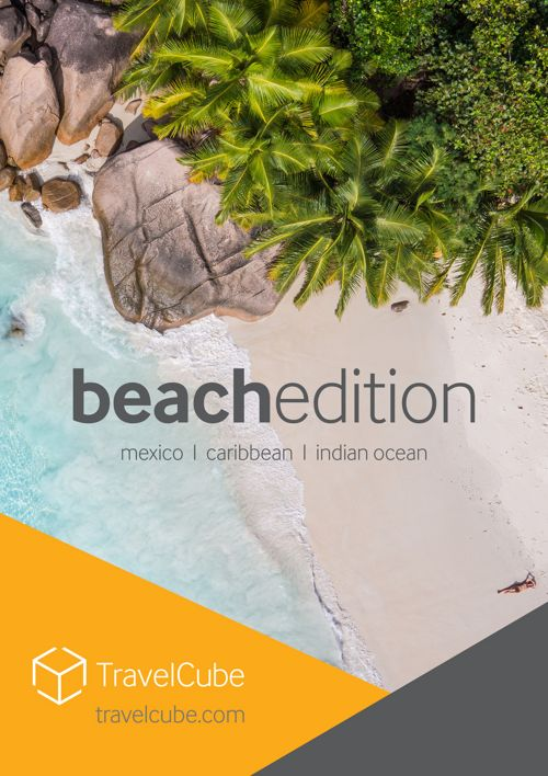Beach Edition 17 -18 TravelCube NEW