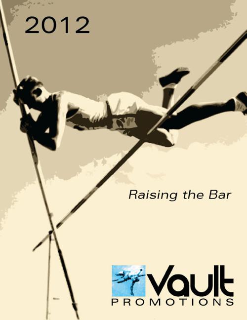 Vault Promotions 2012 Catalog