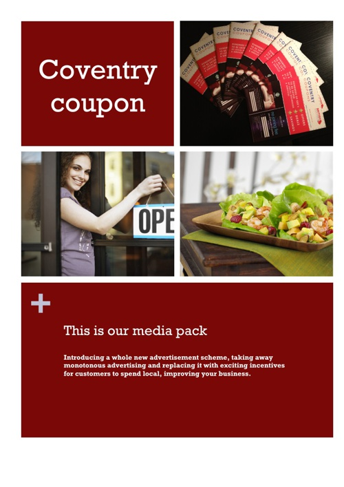 Coventry Coupons | Media Pack
