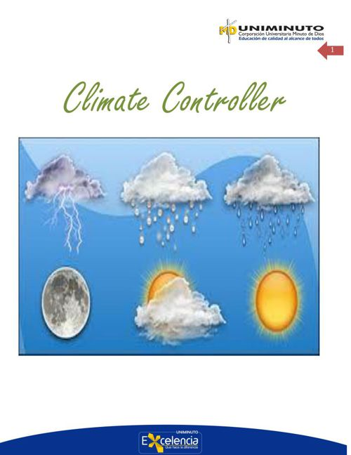 Climate Controller