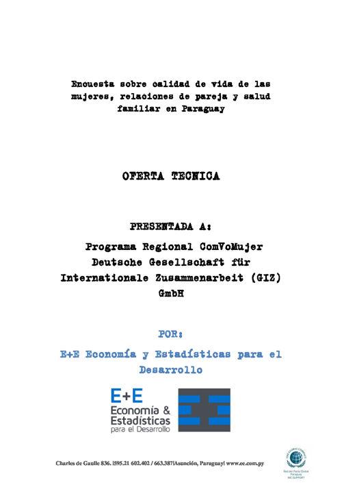 Oferta técnica_mayo2016