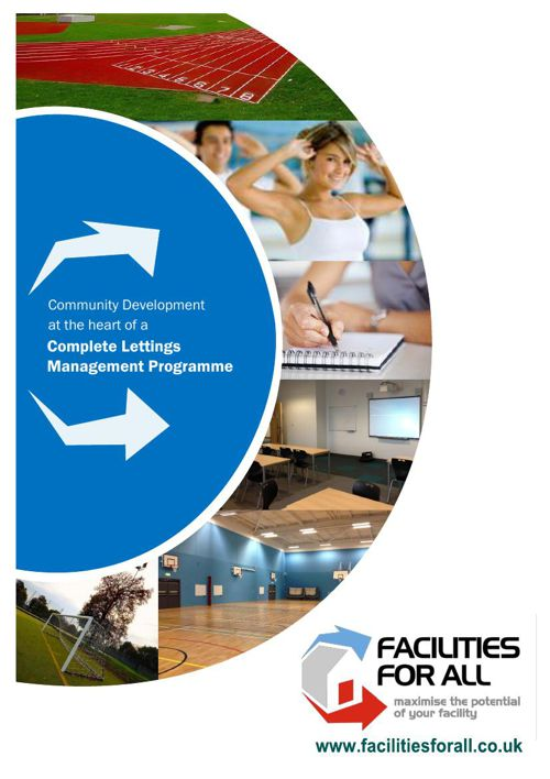 Facilities For All Marketing Brochure