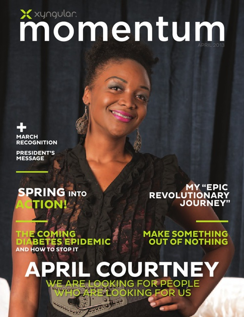 Copy of April 2013 Momentum