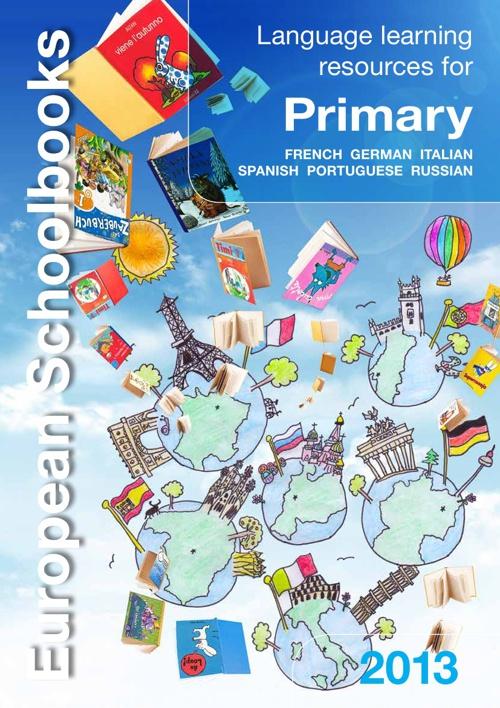 Primary languages catalogue 2013