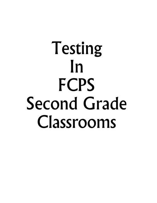 Testing Grade 2