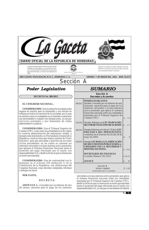 La Gaseta