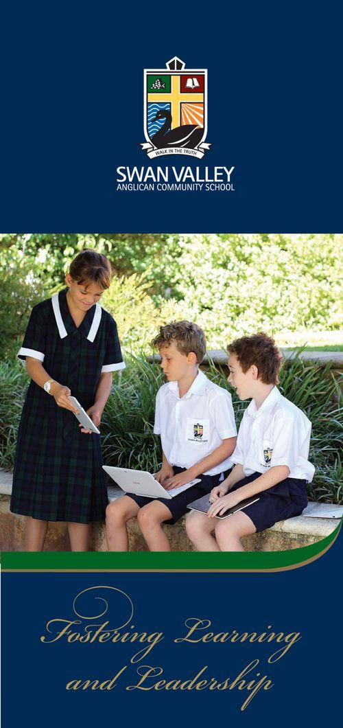 SVACS School leaflet