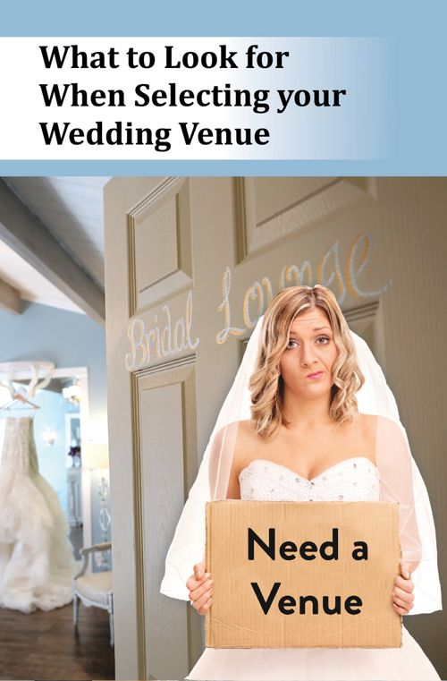 What to Look for in a Wedding Venue