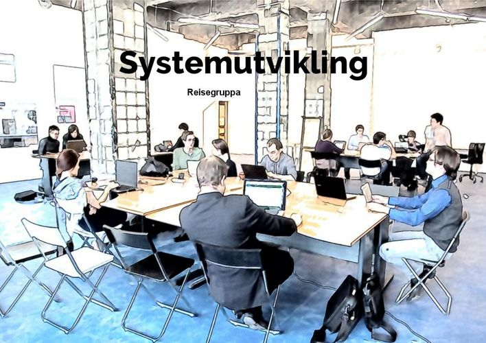 Systemutvikling Flipbook
