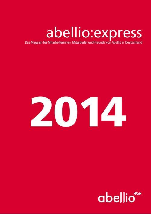 abellio:express 2014