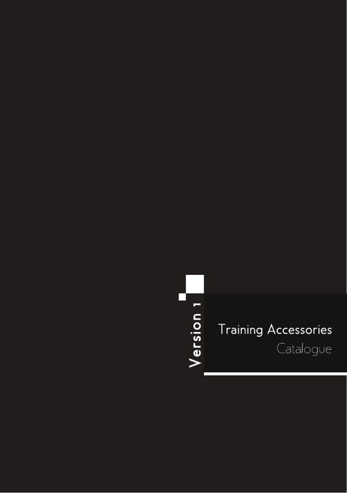 Training Accessories Catalogue