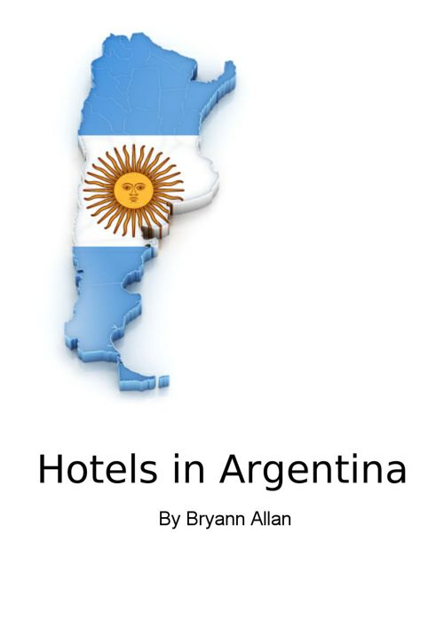 Hotels in Argentina