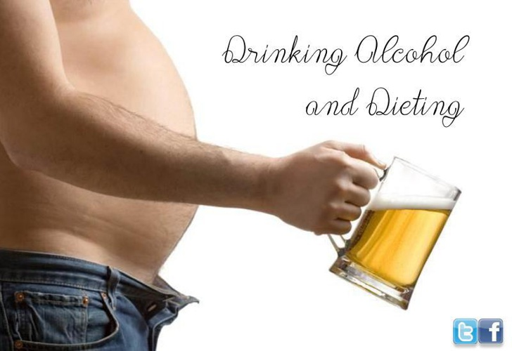 Drinking Alcohol and Dieting
