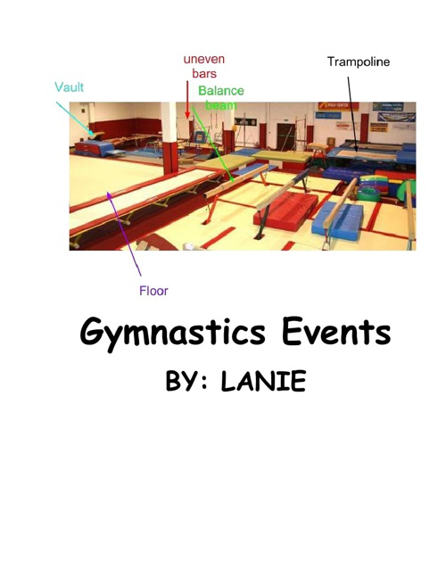 Gymnastics Events