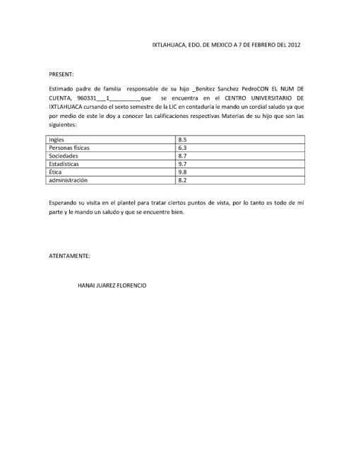 segundo ejercico HANAI JUAREZ FLORENCIO