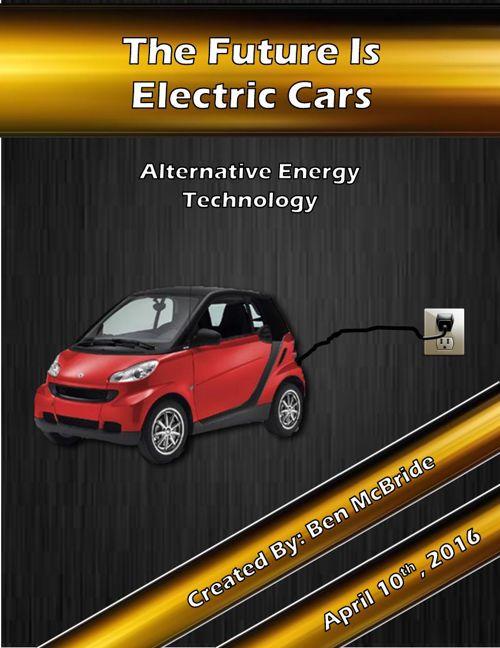 BenMc / The Future Is Smart Cars