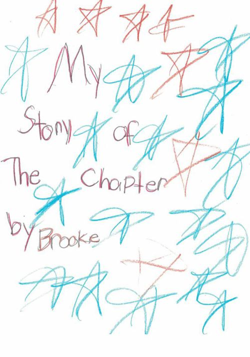 My Story of the Chapter by Brooke Belgrave