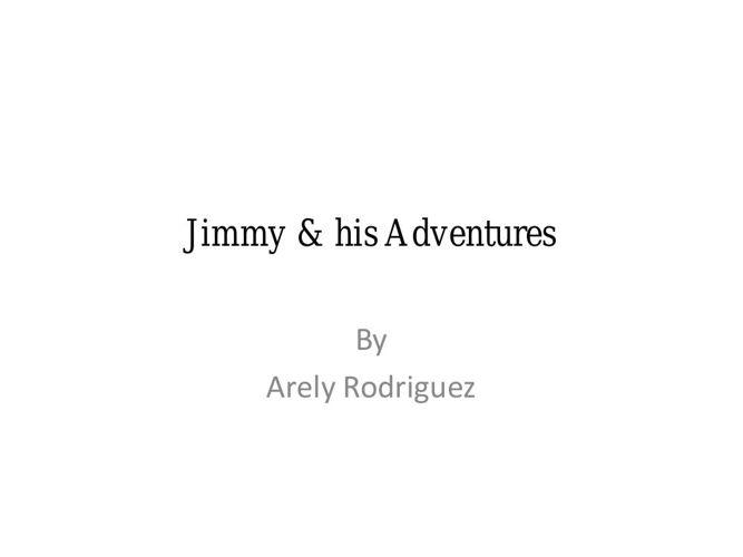 Jimmy & his Adventures