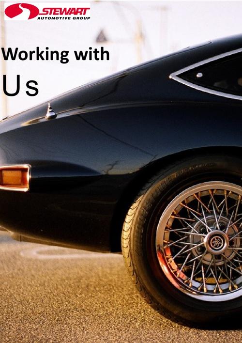 'Working With Us' Handbook
