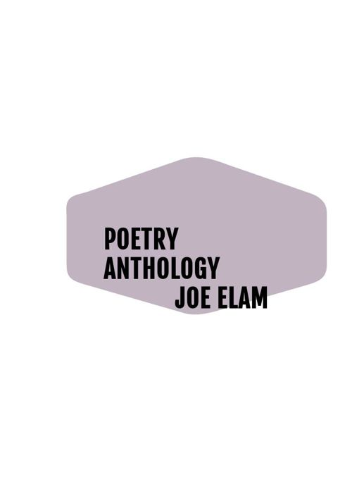 JOE'S POETRY ANTHOLOGY
