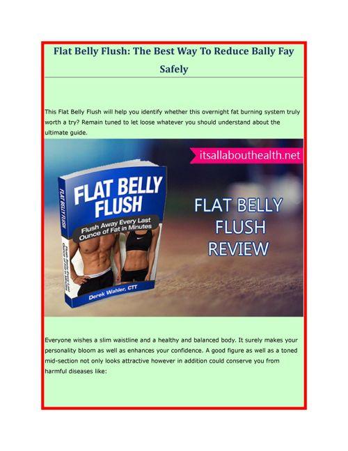 Flat_Belly_Flush-_ART-