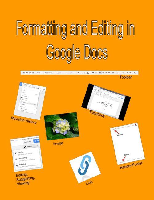 Formatting and Editing