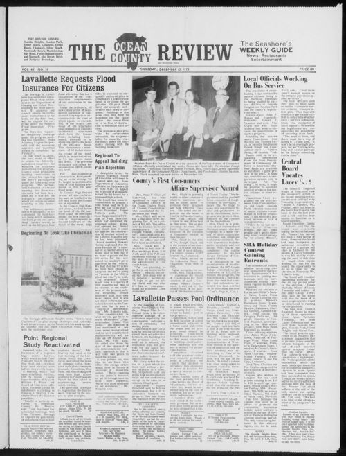 Review December 1973