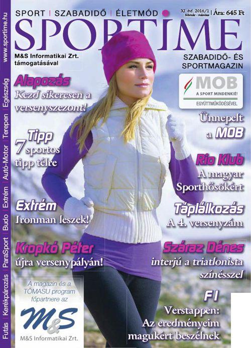 Sportime Magazin_2016_1