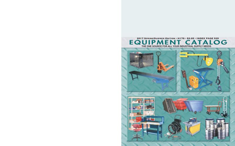 Gulf Atlantic Material Handling 2017 Equipment Catalog