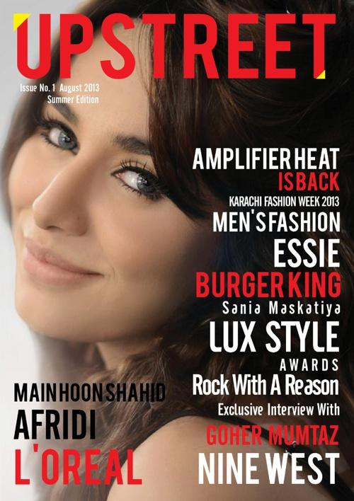 Upstreet Mag