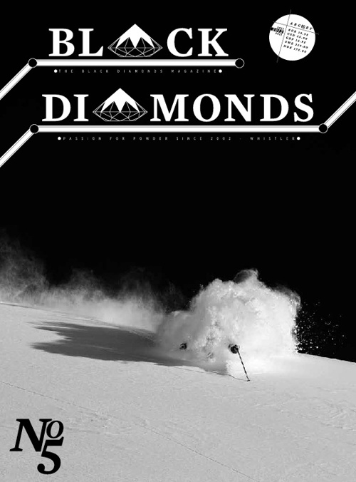 BLACK DIAMONDS MAG