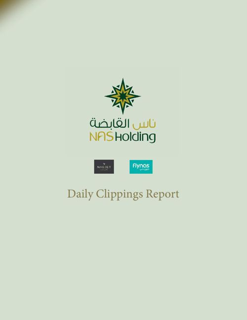NAS Holding PDF Clippings Report - May 03, 2015