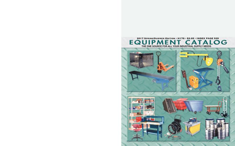 Gulf Atlantic 2017 Equipment Catalog
