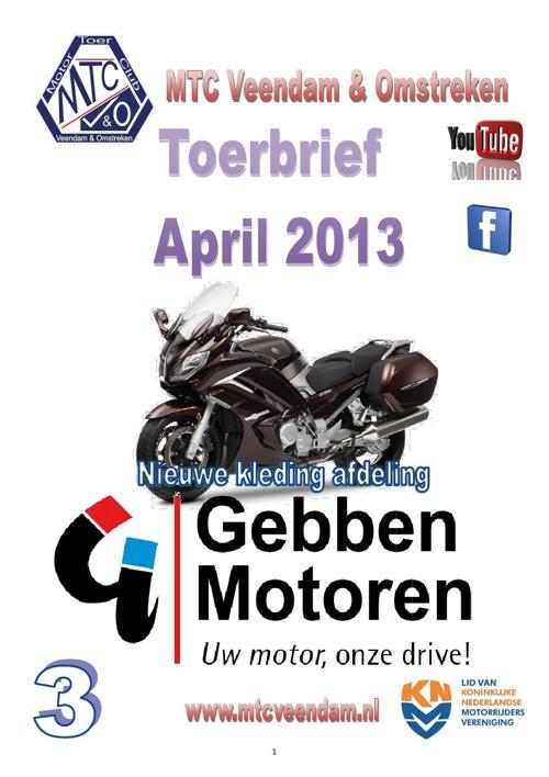 MTC Toerbrief April 2013