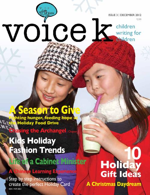 Voice K issue 3