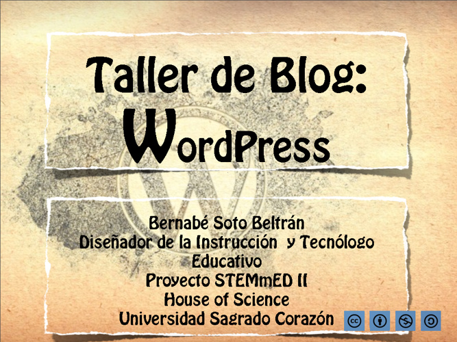 Taller de Wordpress 1