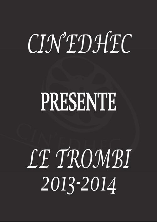 Trombinoscope 2013-2014