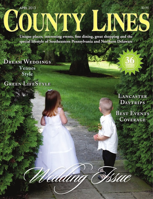 County Lines Magazine - April 2013